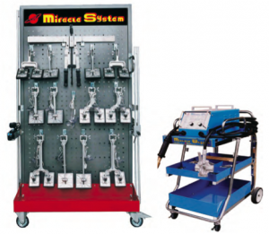 Dent Masters Corporation Is Proud To Introduce To You The Miracle Panel Repair System From Japan Based On The Ishihara Method Of Panel Repair Technology